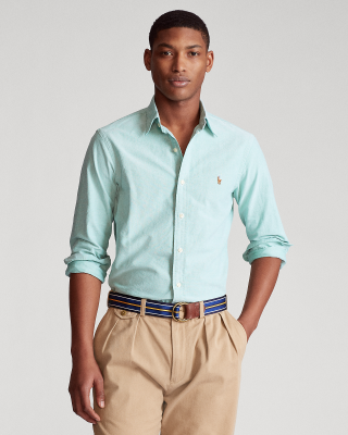 Ralph Lauren Custom Fit Oxford Shirt