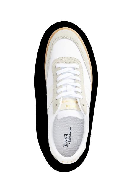 Ralph Lauren Court P-Wing Sneaker