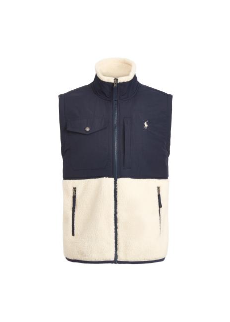 Ralph Lauren Hybrid Fleece Vest