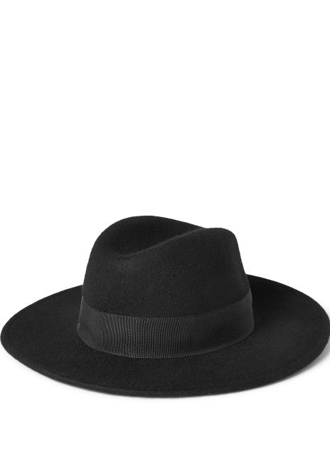 Ralph Lauren Wool Fedora