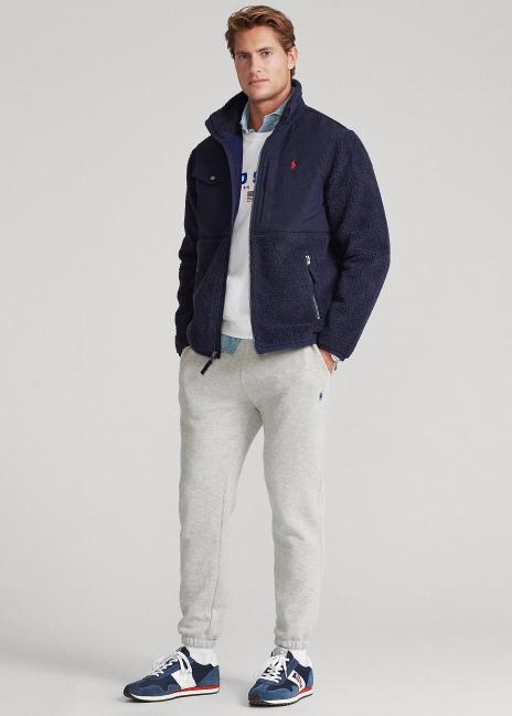 Ralph Lauren Hybrid Fleece Jacket
