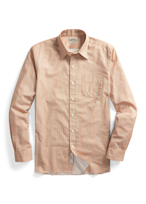 Ralph Lauren Eli Slim Fit Patterned Shirt