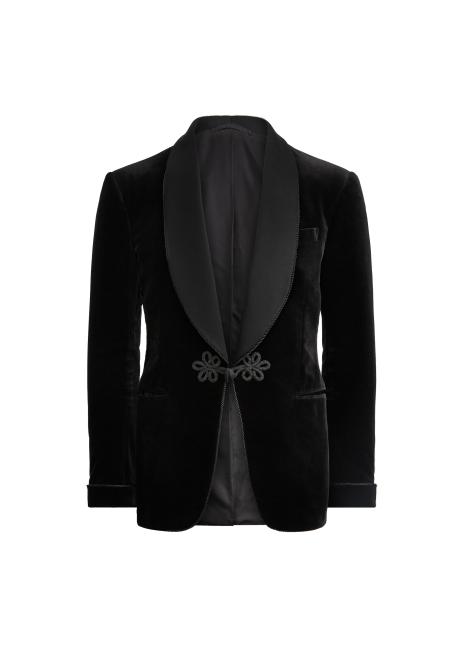 Ralph Lauren 25th Anniversary Handmade Velvet Jacket