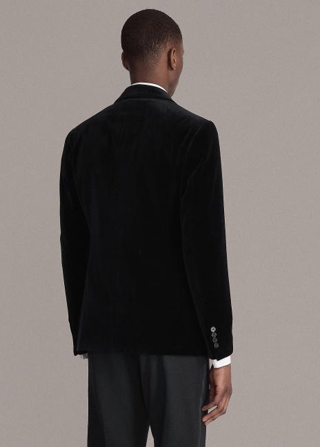 Ralph Lauren 25th Anniversary Gregory Velvet Jacket