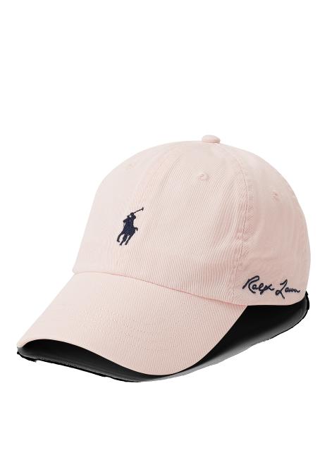Ralph Lauren Pink Pony Ball Cap
