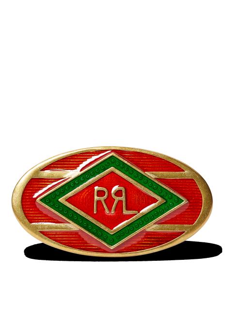 Ralph Lauren RRL Western Enameled Pin