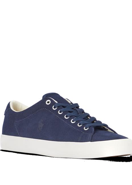Ralph Lauren Longwood Leather Sneaker