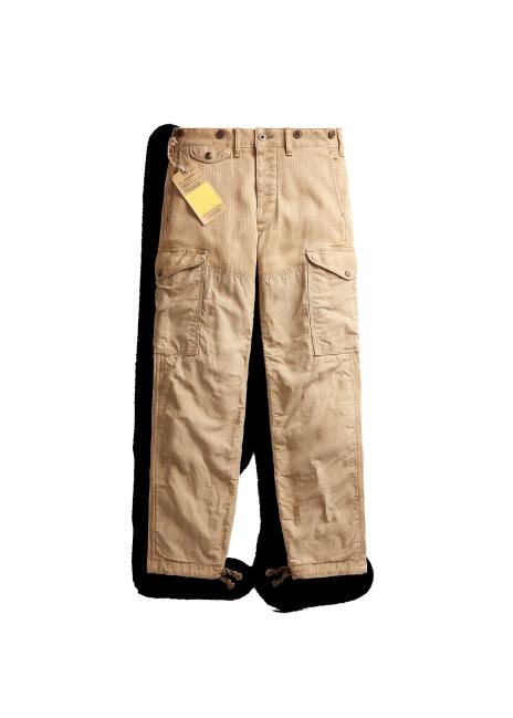 Ralph Lauren Paneled Cargo Pant