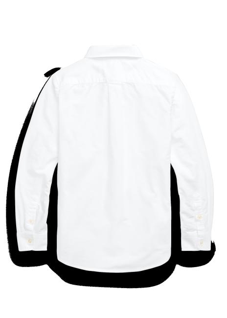 Ralph Lauren Football Bear Cotton Shirt