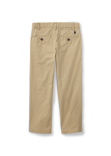 Ralph Lauren Straight Fit Stretch Chino Pant