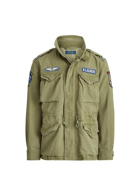 Ralph Lauren The Iconic Field Jacket