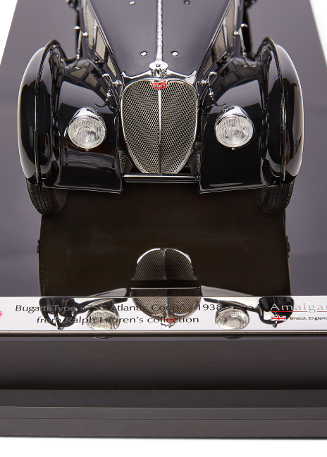 Ralph Lauren Bugatti 57SC Atlantic Coupe