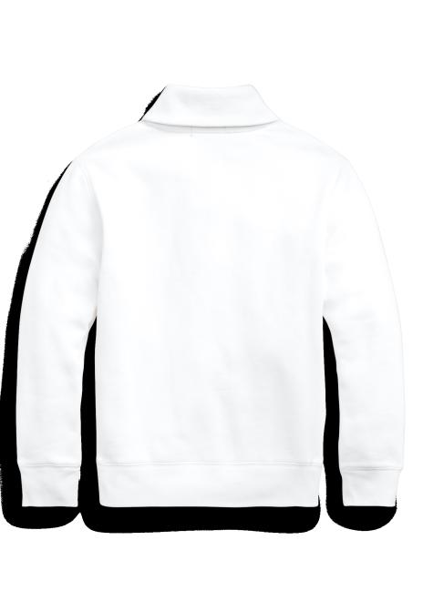 Ralph Lauren Big Pony Fleece Shawl Sweatshirt