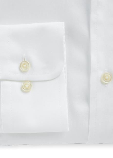 Ralph Lauren Regent Slim Herringbone Shirt