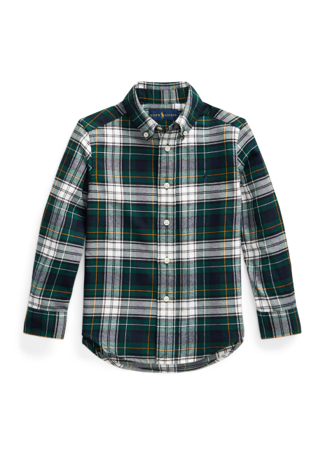 Ralph Lauren Plaid Performance Flannel Shirt