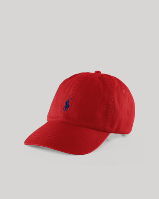 Ralph Lauren Cotton Chino Baseball Cap