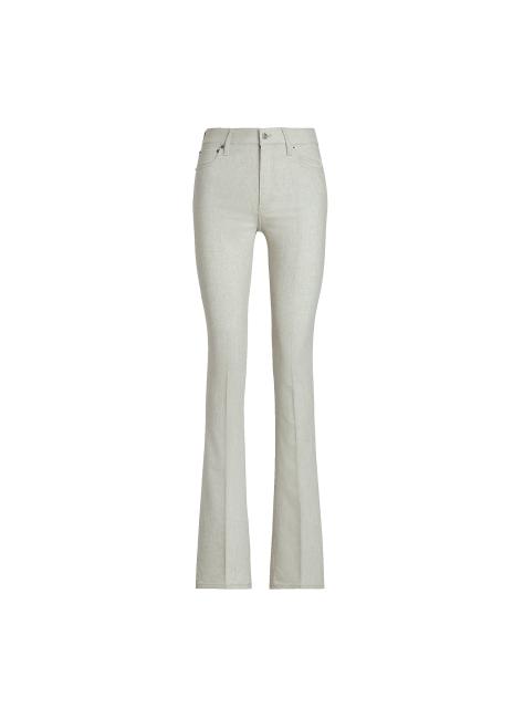 Ralph Lauren 208 High-Rise Bootcut Jean
