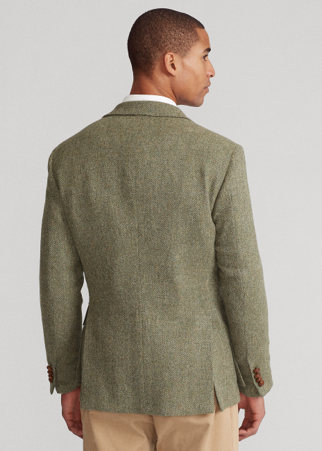 Ralph Lauren The RL67 Tweed Jacket