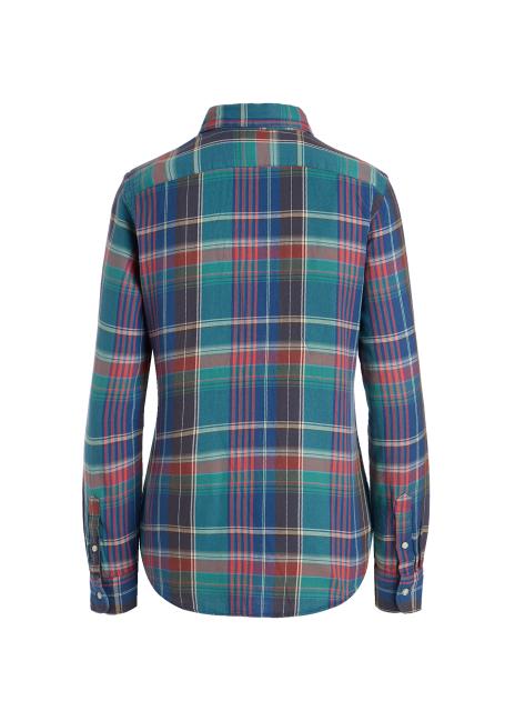 Ralph Lauren Plaid Cotton Shirt