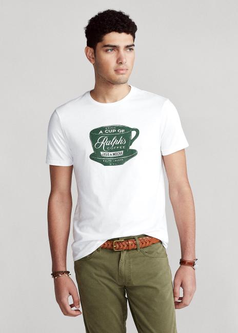 Ralph Lauren Ralph's Coffee T-Shirt