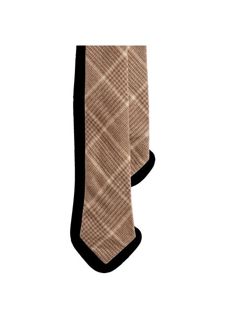 Ralph Lauren Glen Plaid Cashmere Tie