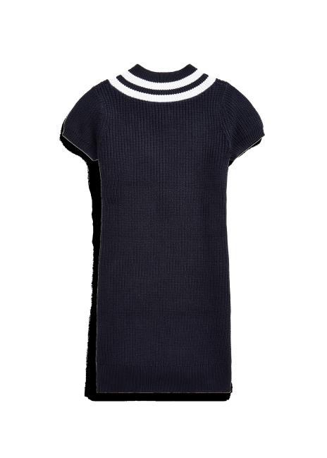 Ralph Lauren Cotton Cricket Sweater Dress