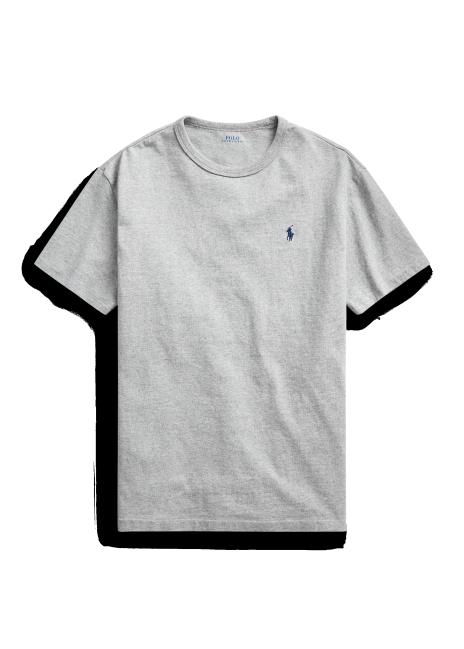Ralph Lauren Classic Fit Jersey Crewneck T-Shirt