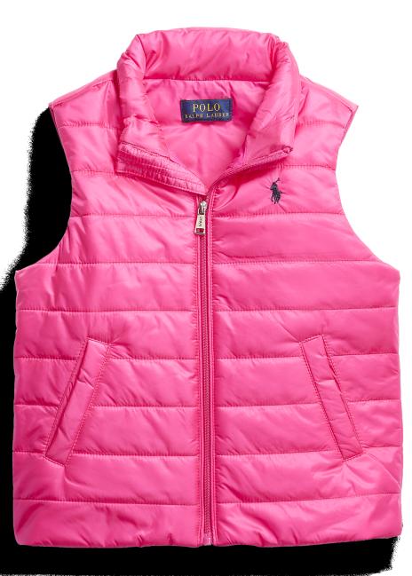 Ralph Lauren Ripstop Jacket & Quilted Vest Set