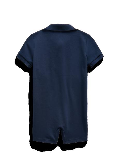 Ralph Lauren Patchwork Cotton Polo Shortall