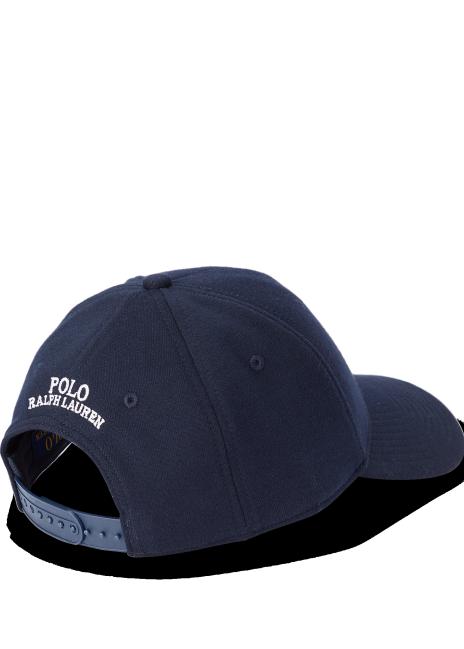 Ralph Lauren Double-Knit Jacquard Ball Cap