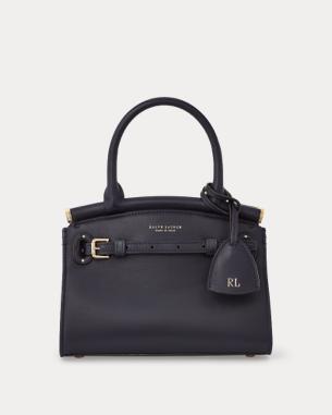 Ralph Lauren Calfskin Mini RL50 Handbag