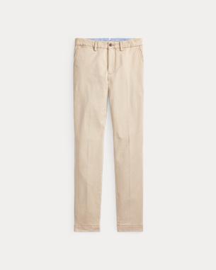 Ralph Lauren Stretch Chino Skinny Pant