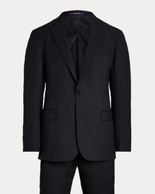 Ralph Lauren Gregory Wool Twill Suit