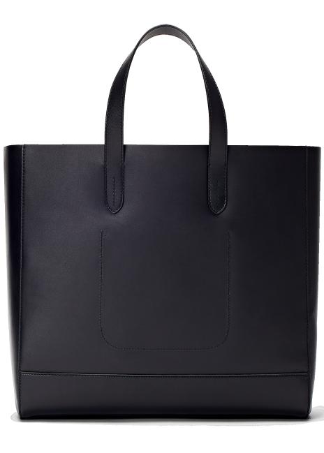 Ralph Lauren Calfskin Tote Bag